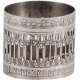 Servettring silver